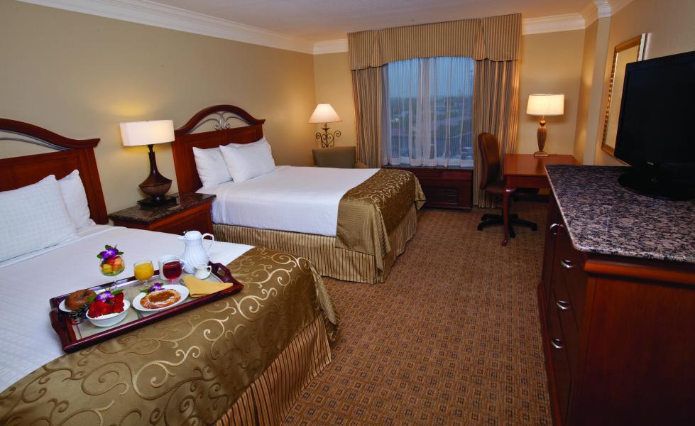 Rosen Centre Hotel Accomedations