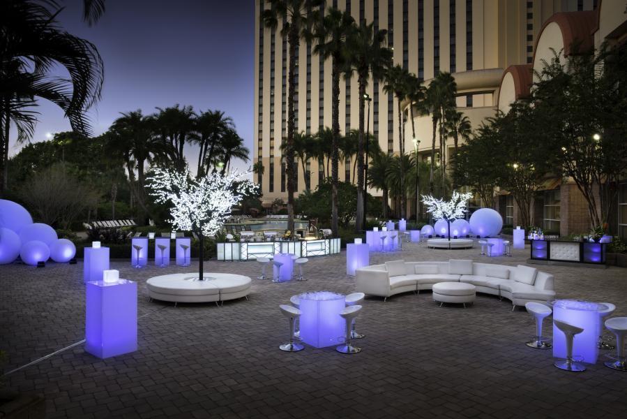 Rosen Centre Hotel Outdoor event